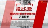 恒安标准臻爱倍护重大疾病保险B款产品形态特征解析26页.pptx