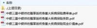 中银三星中银祥佑臻享版终身重大疾病保险条款费率现金价值.zip