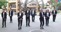 视频晨操最好的舞台手语操.rar