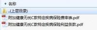 新华附加健康无忧C款特定疾病保险利益条款.zip