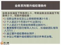 国寿晋升组经理的收益对比26页.pptx