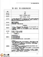 新人衔接培训操作手册33页.pptx