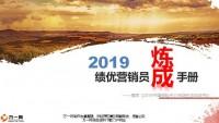 2019中国保险中介市场生态白皮书绩优营销员整体画像新人绩优特点19页.pptx