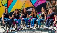 励志视频美国轮椅上的舞者.rar