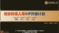 恒安标准人寿VIP现状升级方案服务详解推广计划33页.pptx