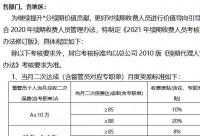 2021年续期收费人员考核办法2页.docx