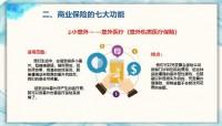 商业保险的七大功能搭建幸福人生19页.pptx