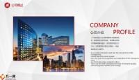 公司介绍产品宣传PPT模板28页.pptx