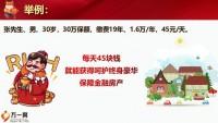 国寿福房子图五分钟讲清盛典福销售逻辑18页.pptx