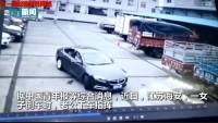 配套视频哀悼女司机倒车夹死自己撞飞丈夫.zip