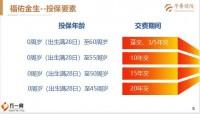 华泰人寿福佑金生保险产品计划模块个性定制化17页.pptx