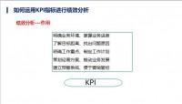 如何运用KPI指标进行绩效分析23页.pptx