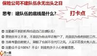 保险营销团队经营宁愿慢不能歪19页.pptx