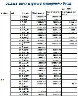 财务支出收入表格模板_保费收入 财务口径
