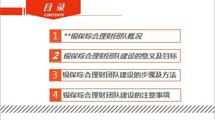 如何快速组建银保综合理财团队28页.ppt